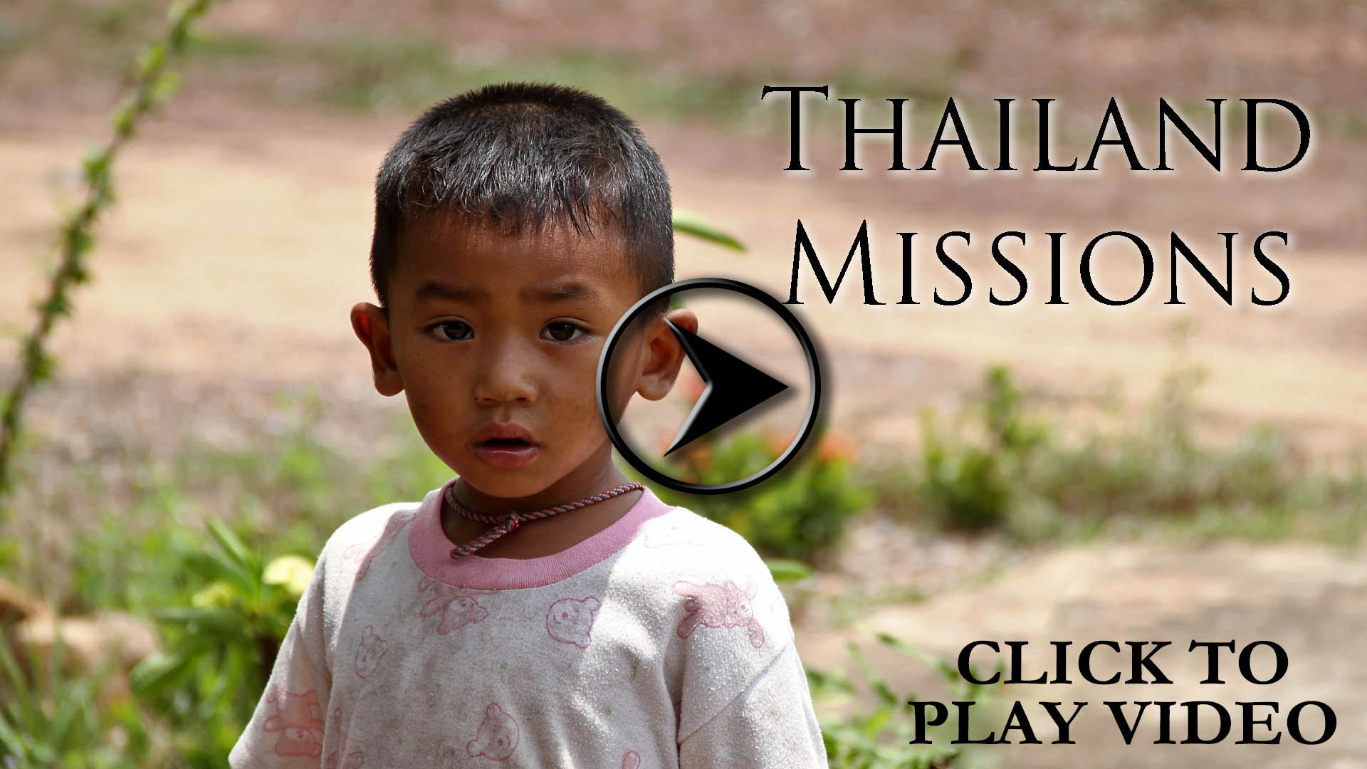 Thailand Missions Video 2015